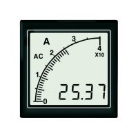 AC ampérmetr s bargrafem Trumeter APMACA72-TW