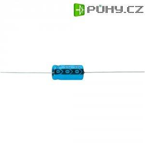Axiální kondenzátor elektrolytický A 1120 35X75, 100 µF, 450 V, 20 %, 49 x 35 mm