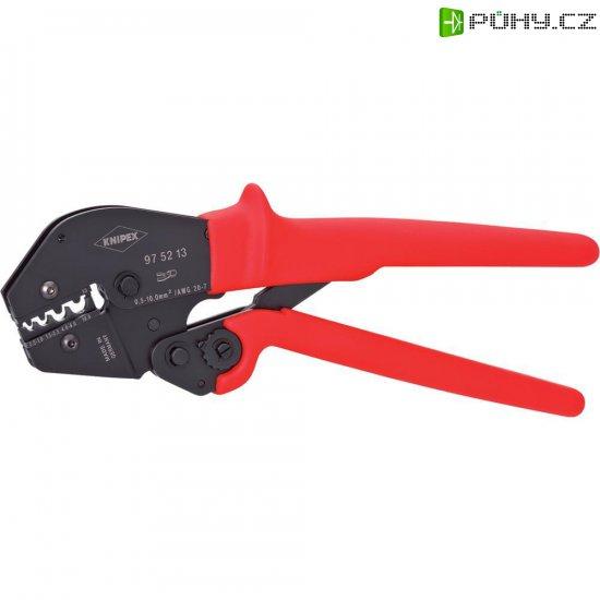 Krimpovací kleště s obouručním úchopem Knipex 97 52 13 - Kliknutím na obrázek zavřete