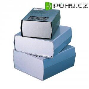 Malý plastové pouzdro TEKO, (A x B x C x D x E) 170 x 177 x 198 x 192 x 110 mm, šedá (AUS 33)