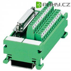 Patice Phoenix Contact UM 45-D25SUB/B (2962748), 0,14 - 1,5 mm², 25pól., na montážní lištu