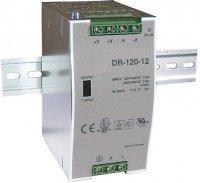 Zdroj 12V=/120W spínaný DR-120 na DIN lištu