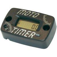 LCD počítadlo provozních hodin Motogroup Moto Timer, MT-006