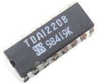 TDA1220 - FM/AM přijímač , DIP16 /UL1220/