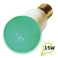 Žárovka LED B60 E27/230V (24x) - zelená