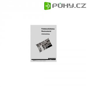 Pracovní návod pro fotocitlivý materiál (v německém jazyce) Bungard 5020