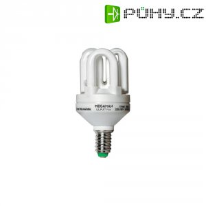 Úsporná žárovka trubková Megaman Liliput Plus E14, 11 W, teplá bílá