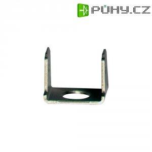 Jazýčkový konektor neizol. Vogt 381790.67, 0,8 mm, 90 °, 7,5 mm, 3,2 mm, kov