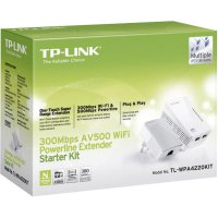 WLAN Powerline extender TP-LINK TL-WPA4220KIT AV500-300Mbps