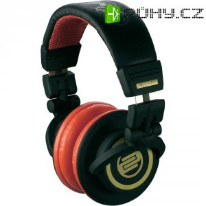 DJ sluchátka Reloop RHP-10 Cherry Black