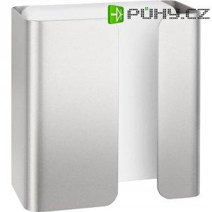 Nástěnné LED svítidlo Philips Novum, 360521716, 4,8 W, stříbrná/šedá