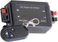 Ovladač LED pásků 12V/8A, 1kanálový, D.O. 433MHz