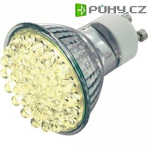 LED žárovka, 8632C3f-1, GU10, 1,8 W, 230 V, 64 mm, teplá bílá