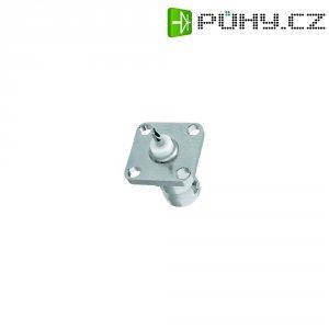 BNC vestavná zdířka Amphenol B6551A1-NT3G-75, 75 Ω