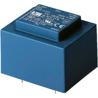Transformátor do DPS Block EI 48/16,8, 230 V/18 V, 555 mA, 10 VA