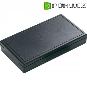 Univerzální pouzdro ABS Hammond Electronics 001100, 60 x 40 x 18,5 mm, černá (001100)