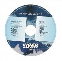 Karaoke DVD HITY 21. STOLETÍ II