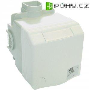 CEE zásuvka pod omítku 895-6v PCE, 32 A, IP44, bílá