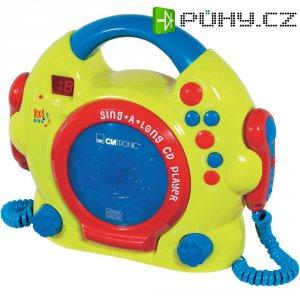 CD přehrávač pro děti Clatronic CDK 676