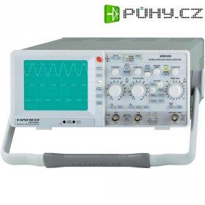 Analogový osciloskop HAMEG HM400, 2-kanály, 40 MHz