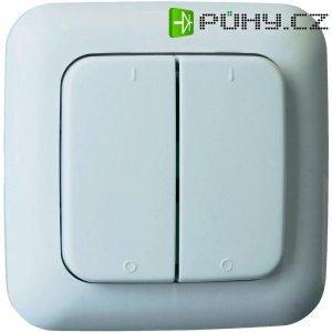Bezdrátový 2kanálový vypínač Home Easy, HE843