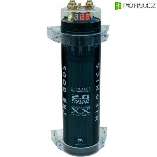 Kapacitor Hifonics HFC-2000, 2F - Kliknutím na obrázek zavřete