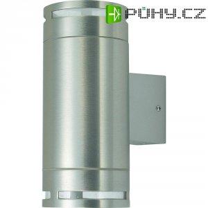 Venkovní nástěnné hliníkové svítidlo, GX53, 9 W