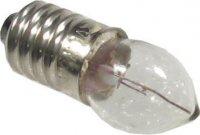 Žárovka krypton 9V/0,5A E10