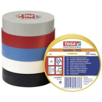 Izolační páska Tesa 4163-190-92, 25 mm x 33 m, bílá