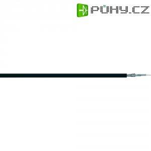 Koaxiální kabel LappKabel 3034032, 75 Ω, stíněný, 1 m, černá