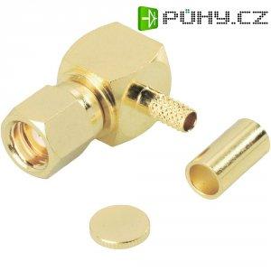 SMC propojka BKL Electronic 414010, 75 Ω, zástrčka úhlová