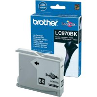 Cartridge Brother LC-970, LC-970BK, černá