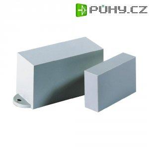 Přístrojová krabička Strapubox, (d x š x v) 55 x 51 x 28 mm, šedá