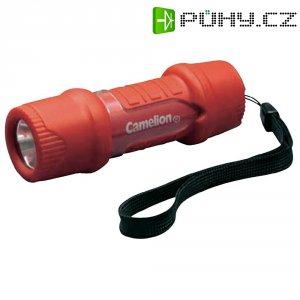 Kapesní LED svítilna Camelion Travellite HP7011, 30200028, 0,5 W, zelená/červená