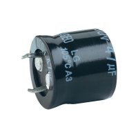 Snap In kondenzátor elektrolytický, 47 µF, 400 V, 20 %, 30 x 20 mm