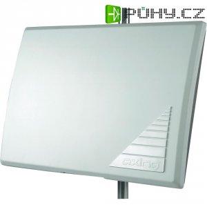 Vnější/vnitřní anténa, Axing TAA 3, DVB-T/DAB/DAB+/FM, 30 dB, bílá