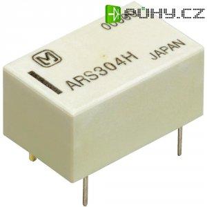 Vysokofrekvenční relé Panasonic ARS1212, 12 V/DC, bistabilní
