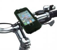 Držák BikeConsole pro iPhone 4/4S/3G/3GS na kolo nebo motorku na řídítka pro uchycení telefonu