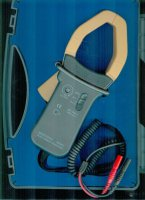 AC/DC metr MS3300 MASTECH klešťový-použitý, nekompletní