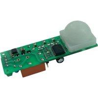 PIR senzor SMD s časovačem B+B Thermo-Technik PIR-ASIC-FRES, 12 V/DC, Max. dosah 10 m