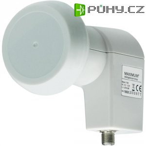 LNB konvertor Maximum Pro 1, 5601, 40 mm, single