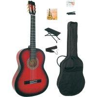 Sada akustické kytary MSA 4/4,Redburst