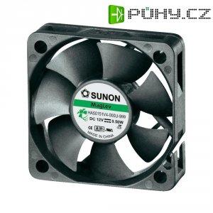 Ventilátor Sunon DR HA50151V4-0000-999, 50 x 50 x 15 mm, 12 V/DC