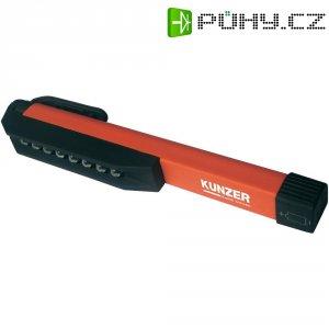 LED kapesní svítilna Kunzer, 8 LED