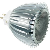 LED žárovka GU5.3, 4 W, denní bílá, 38°
