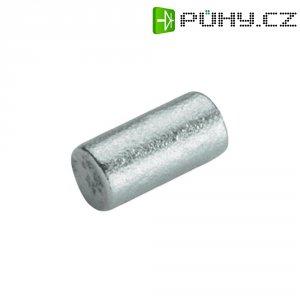 Permanentní magnet cylindrický N35 1.185 T Max. pracovní teplota: 80 °C