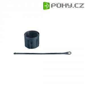 Uzávěr s vnějším závitem ESKA Bulgin PX0810, (Ø x d) 25,4 mm x 90,5 mm