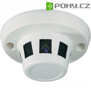 Barevná CCD kamera integrovaná do detektoru kouře, 400 TVL