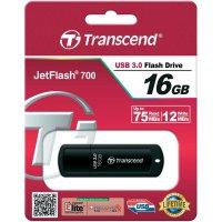 USB flash disk Transcend Jetflash 700 3.0, 16GB, USB 3