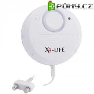Detektor úniku vody s externím senzorem X4-LIFE 701332, na baterii